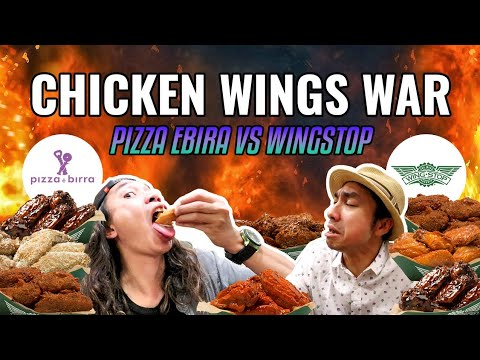 Carolina Reaper Gw Bikin Saus Chicken Wings Panas