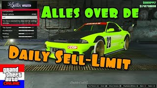 No daily sell limit!