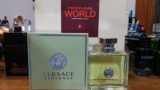 Versense By Versace Fragrance Review (Unisex)