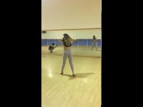 Ciara Dance like we're making love - Bachata ladies styling Marina Gogeanu