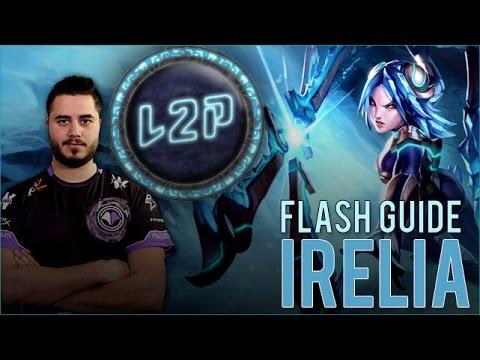 IRELIA LOL GUIDE VIDEO - L2P EP15 FR - YouTube  IRELIA LOL GUID...