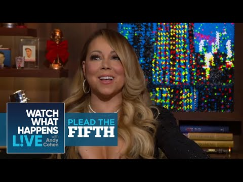 Mariah Carey Doesn't Know Demi Lovato Either | Plead the Fifth | WWHL