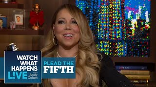 Mariah Carey Doesn't Know Demi Lovato Either - Plead The Fifth - WWHL