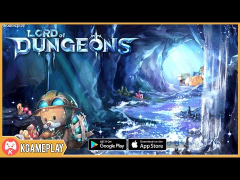 Management Lord Of Dungeons Gameplay Android IOS