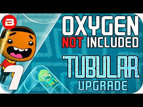 ONI TUBULAR UPGRADE: HUGE OIL TANK!!! SEASON 04 EP 7 OXYGEN NOT INCLUDED