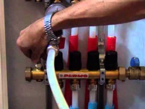 видео: как правильно положить теплый пол