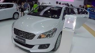 New Suzuki Ciaz 2016, Video review exterior & interior Suzuki Ciaz.
