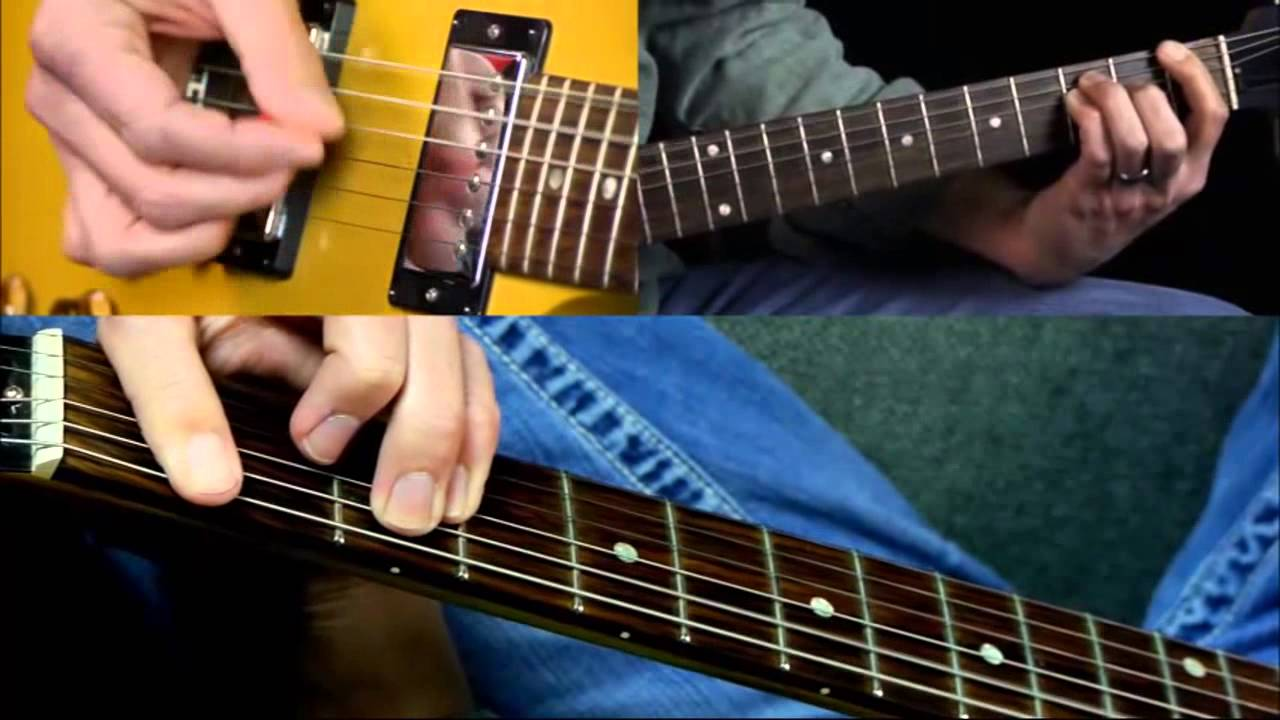 Use Somebody Guitar Lesson Chords Youtube