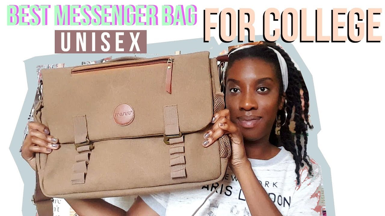 The Best Messenger Bag For College