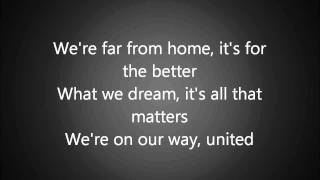 Swedish House Mafia - Save The World (OFFICIAL Lyrics Video)