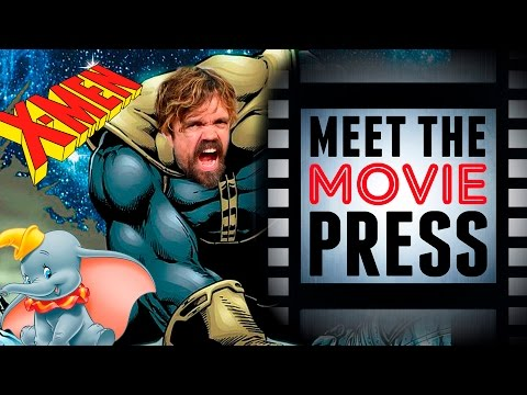 X-Men Reboot, Peter Dinklage In Infinity War? & More - Meet The Movie Press for January 13th, 2016