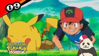 Onde Upar? Aqui Mesmo!!! - Project: Pokemon [Roblox] #09
