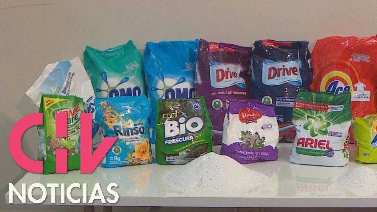 Sernac Revelo Cual Es El Detergente Mas Efectivo En Chile No Es