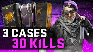 Dirty Bomb | 3 Cases 30 Kills - Ranked & Jackal's Eve Cases