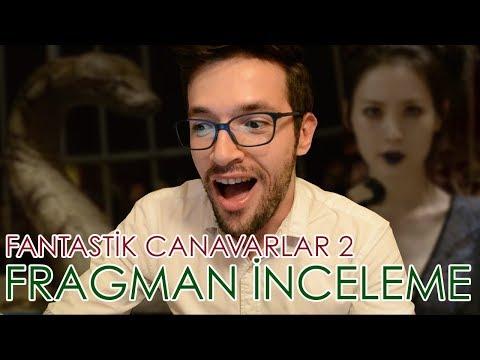 Fantastik Canavarlar 2 Son Fragman: NAGINI?! #WandsReady