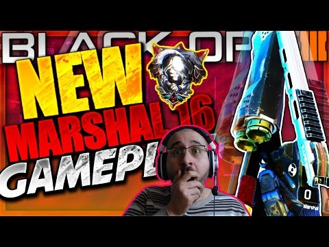 NUCLÉAIRE au PISTOLET MARSHAL 16 en FACE LIVE | New Marshal 16 Pistol Nuclear BO3 Gameplay
