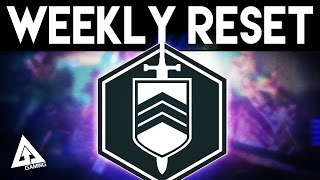 Destiny Weekly Reset - Raid Challenge, Nightfall & More | 22nd March