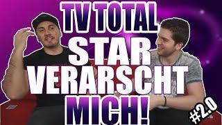TV TOTAL STAR⭐ Alexander Straub VERARSCHT MICH! | Jetzt wirds MAGISCH🎇