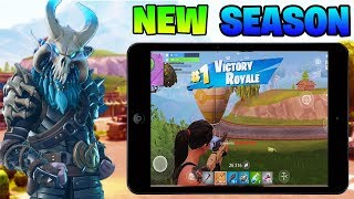 FORTNITE MOBILE PRO (162+ Wins) GRINDING TO MAX DRIFT SKIN!