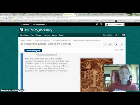 Online Textbook And Reading Guides In US History