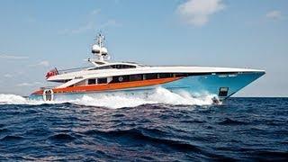 Heesen Yachts 37m Aurelia