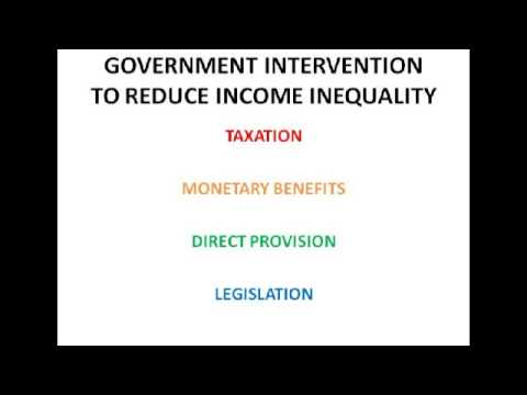 Economics A2 Level Unit 3 - The Distribution of Income and Wealth