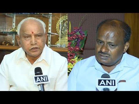 HD Kumaraswamy vs BS Yeddyurappa over Pulwama attack, Balakot strikes