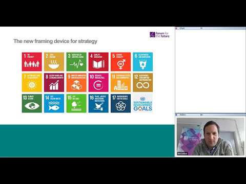 Futures Webinar: Committing to Net Positive. The next wave of leadership.