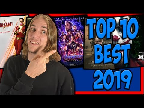 Top 10 Best Movies 2019!
