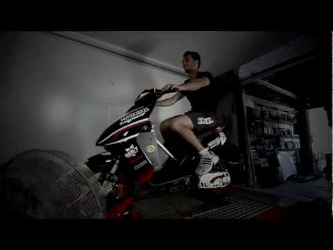 comparativa de escapes -- yasuni carrera 30 -- VOCA Racing Combat -- Stage6 R/T