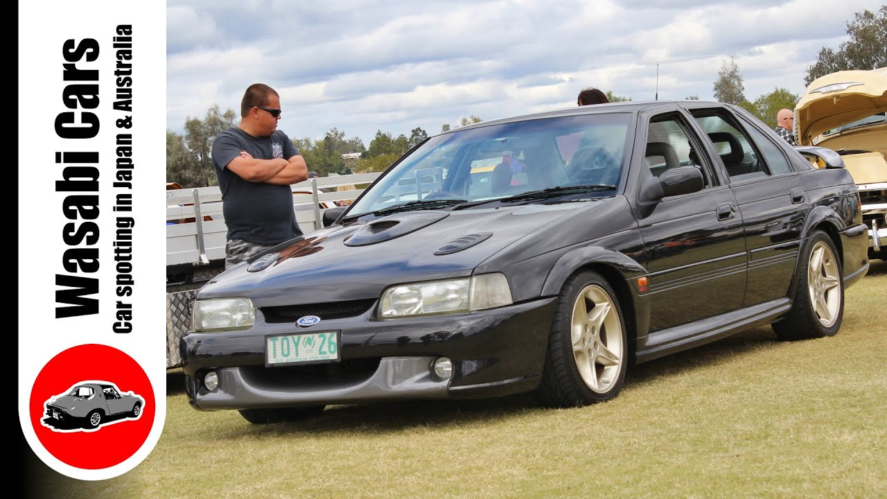 The Price Is Right  Ford Falcon Eb Gt