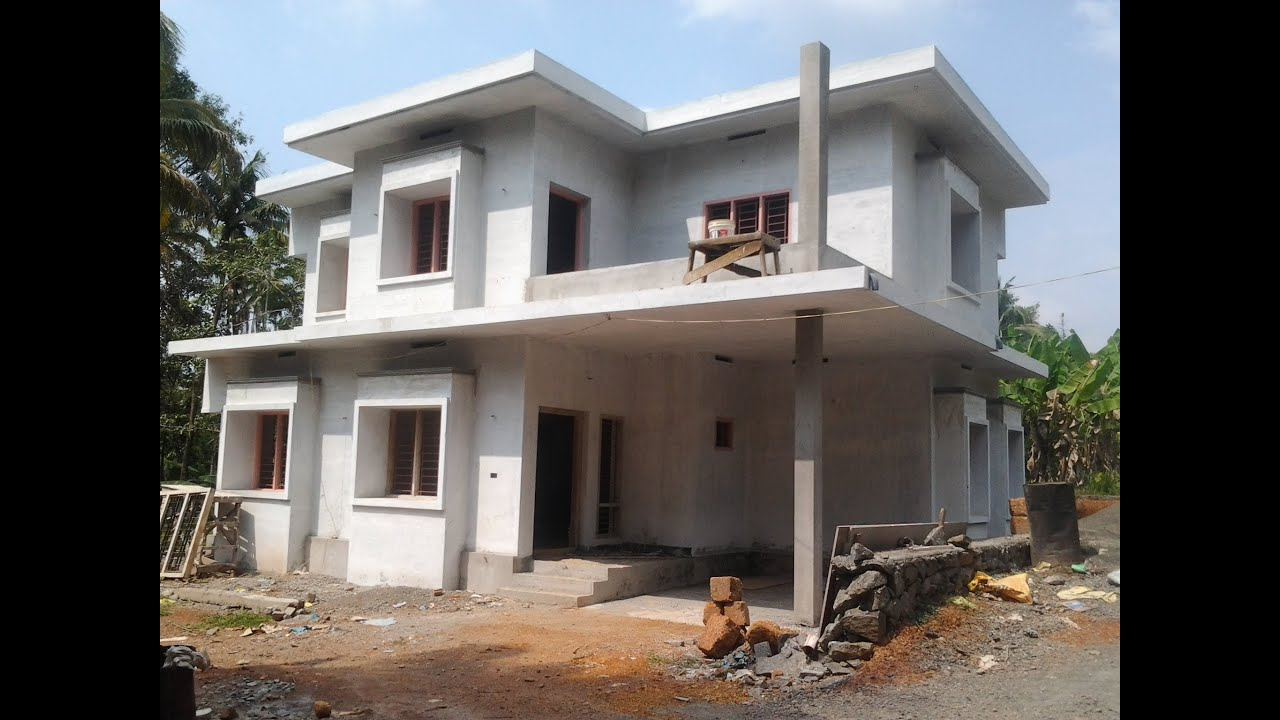 Low budget house available for sale in mookkannur for Budget for building a house