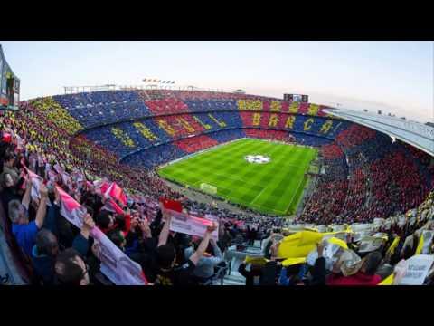 FC Barcelona Anthem instrumental HD