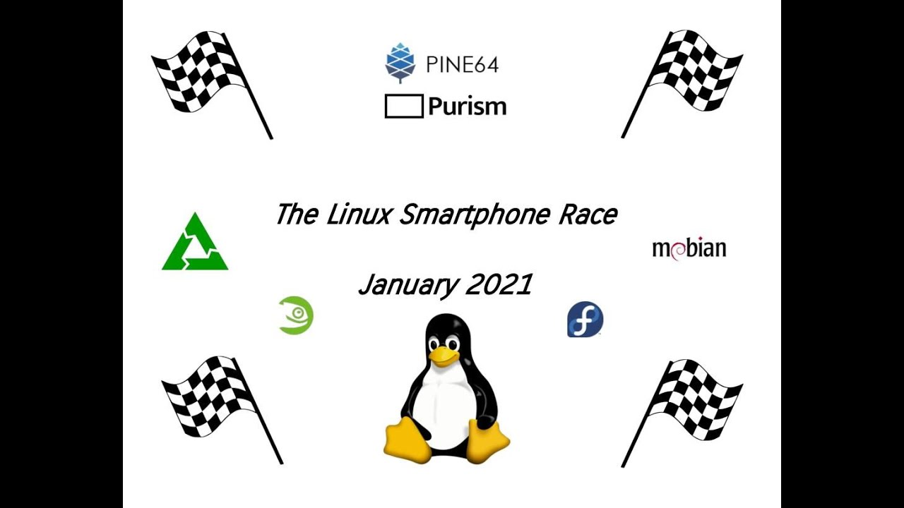 Download The Linux Smartphone Race Continues: January 2021 Update