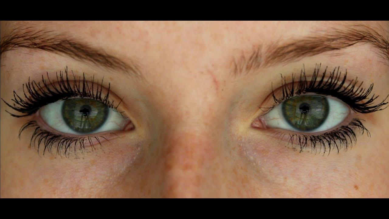 BEST Drugstore Mascara! + Giveaway! Demo/Review: Rimmel ...