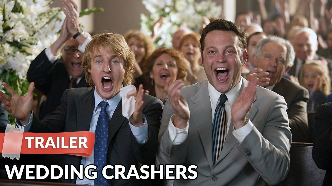 Wedding Crashers 2005 Trailer Hd Owen Wilson Vince Vaughn