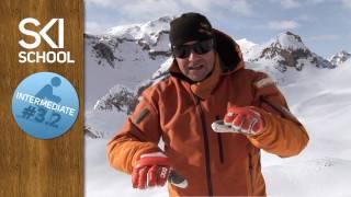 Intermediate Ski Lesson #3.2 - Clutch / Accelerator Exercise
