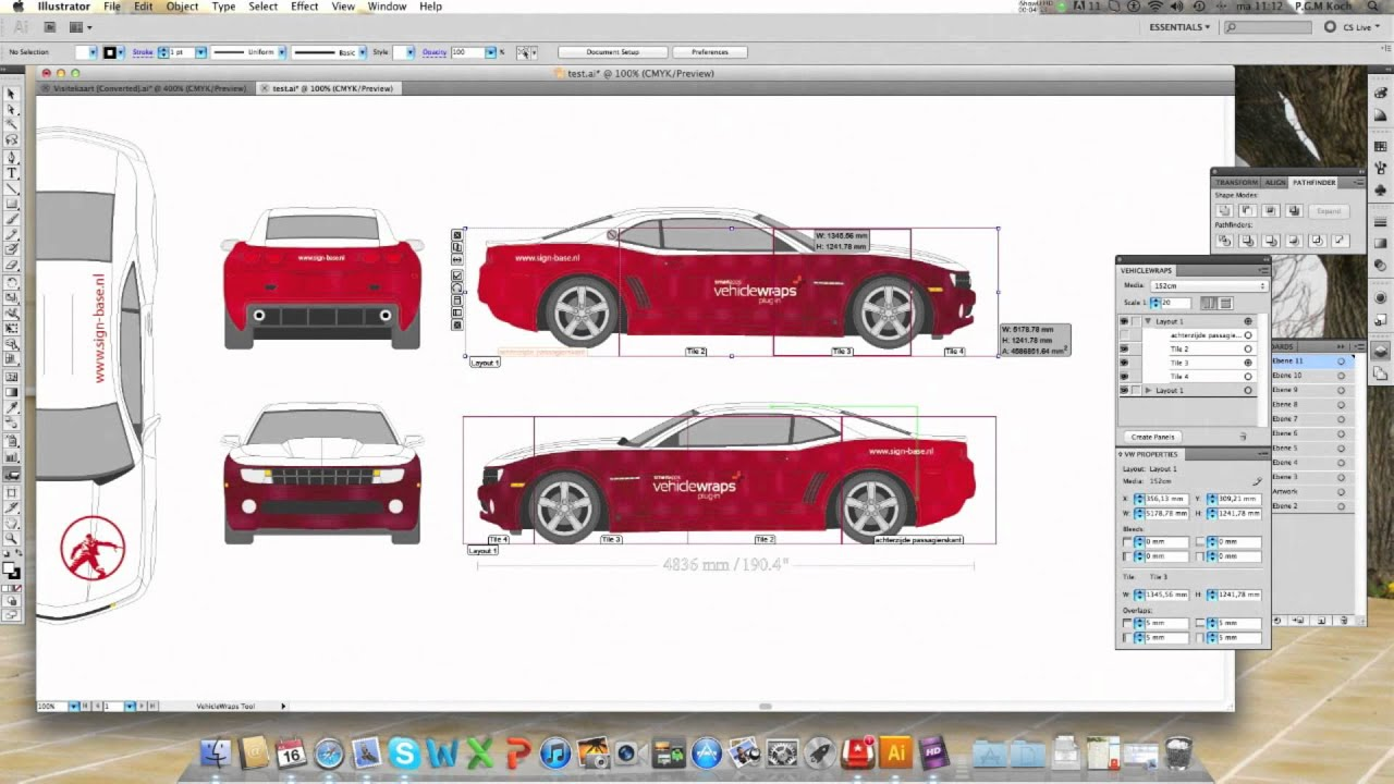 Onyx SmartApps Vehicle Wraps Plugin YouTube – Vehicle Wrap Templates