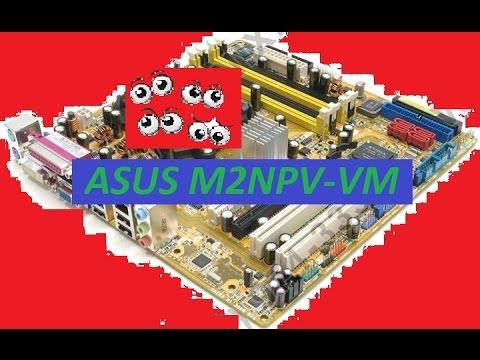 ASUS M2NPV-VM не работают  3 слота из 4-х ОЗУ лёгкий ремонт
