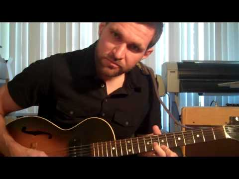 Chicago Blues Guitar (Lesson 3) Key of E