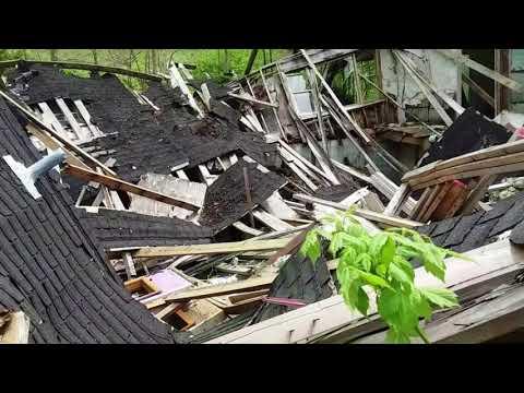 Flood Ruined House