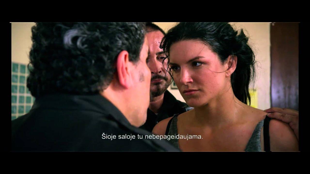 Filmo Kraujo Kerstas Anonsas Video 15min Lt