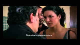 KRAUJO KERŠTAS / In The Blood - Trailer (lietuviški subtitrai)