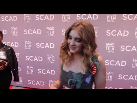 SCAD Savannah Film Festival 2017: Robert Pattinson, Willow Shields s