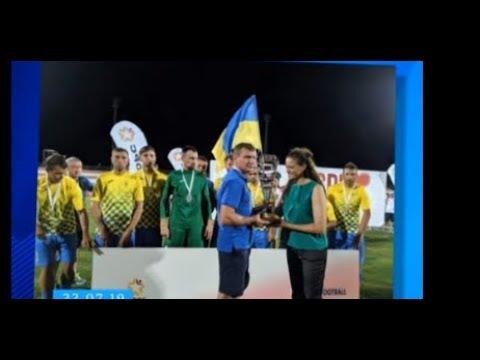 ТРК ВіККА: Двоє черкащан стали срібними призерами чемпіонату світу з футболу