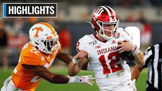 Highlights: Volunteers Win Gator Bowl  | Tennessee vs Indiana | Jan. 2, 2020