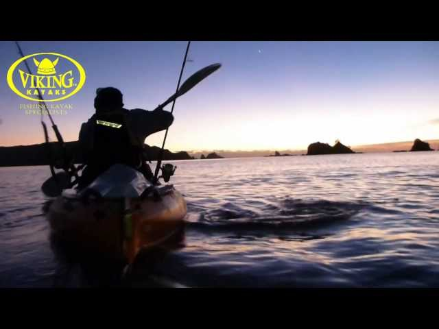 Viking Kayaks Profish 400 Lite | Feature video