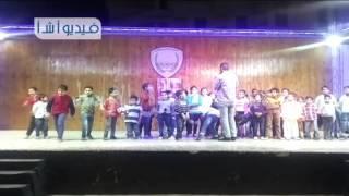 بالفيديو   محافظة مطروح تحتفل بمهرجان أسعد مصري والذي نظمته ماتريكس جروب بالتعاون مع النادي الاجتما