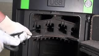 Viadrus Hercules U68 відео інструкція з чищення котла