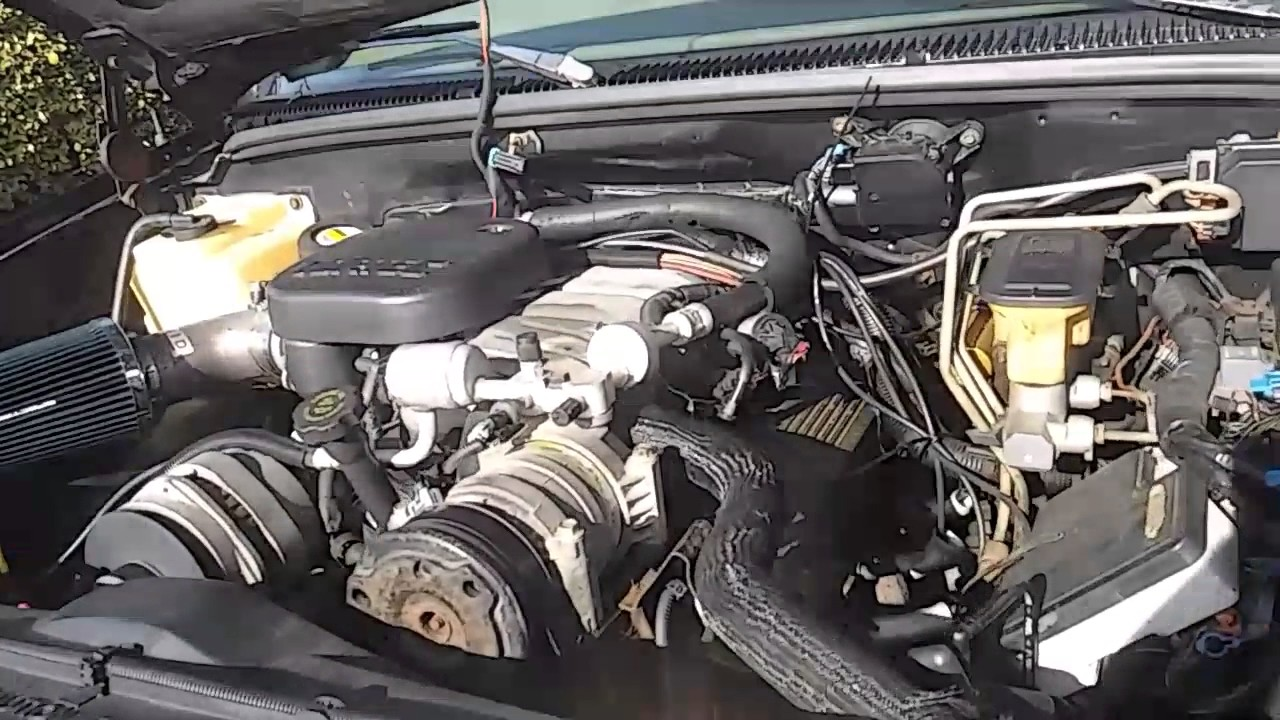 1997 Gmc Suburban 454 4x4